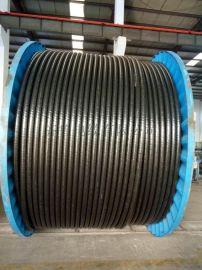 齐鲁牌 煤矿用钢丝铠装高压电缆 YJV42