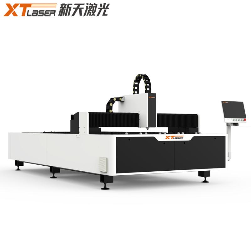 新天激光切割机开放式激光切割机小型金属切割机