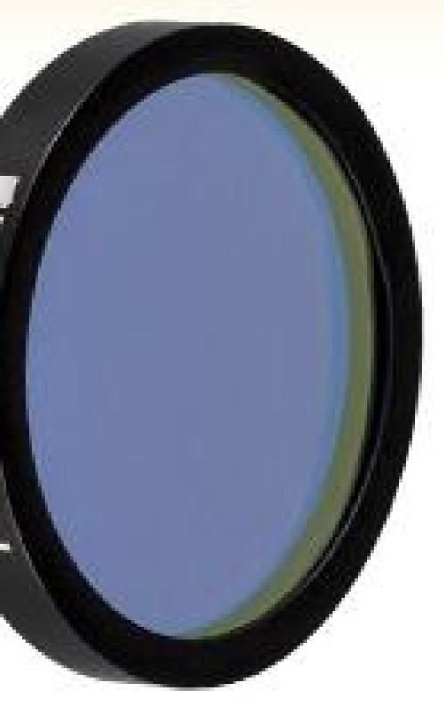 擎軒科技可見近紅外優質硬膜帶通濾光片