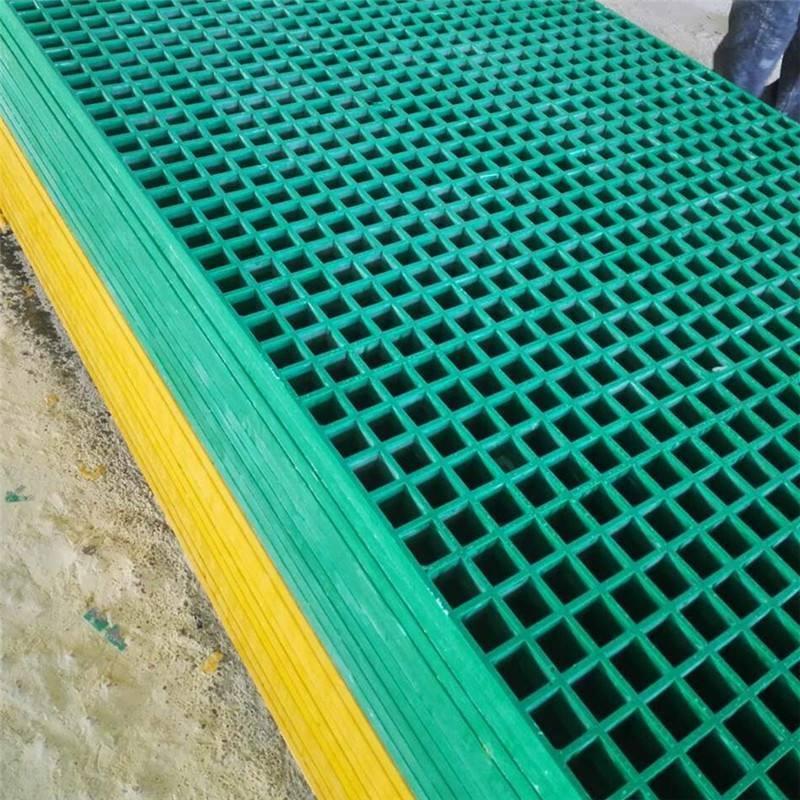 玻璃鋼樹池蓋板玻璃鋼格柵 養殖專用格柵耐腐蝕