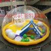 山东济宁充气水池厂家直销充气沙滩池出售