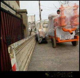 山东菏泽市云南保山水泥砂浆泵直销边坡液压砂浆泵