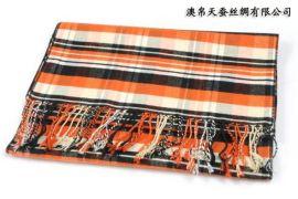 蚕丝绒围巾(WJ0005)