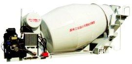 变速箱取力(液压传动)混凝土搅拌罐上装
