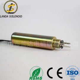 小型圆管式电磁铁 牵引电磁铁TU1451