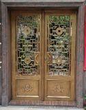 铝艺庭院门、别墅庭院门、花园大门、铁艺门、铜门
