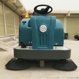 扫地机工业驾驶式扫地车小型多功能环卫道路电动清扫车