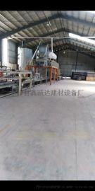 供应岩棉,挤塑板,fs免拆一体模板设备多功能生产线