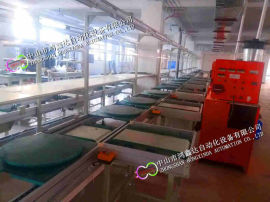 佛山切割机生产线广州手电钻流水线打磨机环形装配线