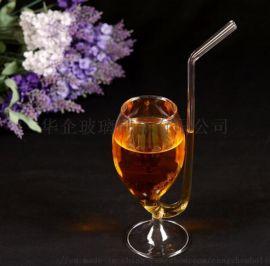 手工吹制雞尾酒酒杯白酒瓶紅酒杯小酒瓶