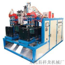 全自动中空塑料瓶吹塑机 河北沧州全自动吹塑机