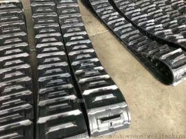 履带厂 农用联合收割机橡胶履带 350x90x46