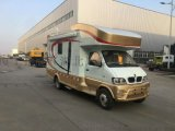 程力威牌CLW5033XLJB5型旅居車