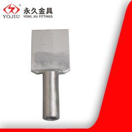 铜铝设备线夹SYG-630 压缩型铝设备线夹