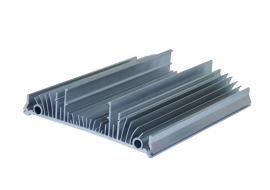 佛山鋁型材散熱器規格定制廠家興發鋁業