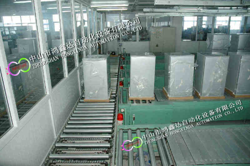 广州洗衣机生产线,佛山饮水机装配线,冰箱环形检测线