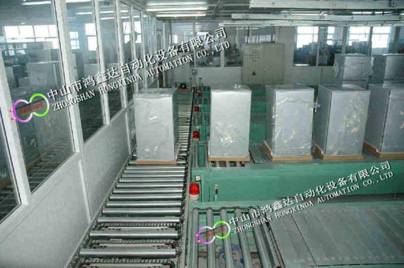 廣州洗衣機生產線,佛山飲水機裝配線,冰箱環形檢測線