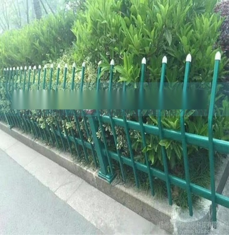 佛碳漆 圍牆圍欄 農村改造鐵藝護欄 別墅鋅鋼柵欄小區圍牆