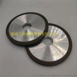 树脂CBN砂轮工具钢粗磨砂轮1A1平行砂轮