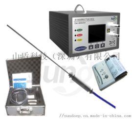 手提式NO2检测浓度报警器自带存储功能