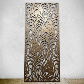 鏤空木紋鋁窗花廠家直銷雕花鋁單板規格定制