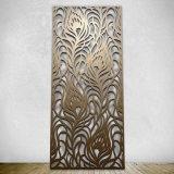 镂空木纹铝窗花厂家直销雕花铝单板规格定制