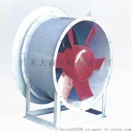 佛山排烟排风机工业圆筒管道轴流通风机除尘风扇