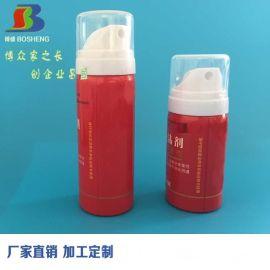 【厂家直销】泡沫泵 乳液泵  摩丝瓶 防晒霜瓶