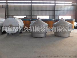 枝江中型白酒酿酒设备 冷酒器生产厂家 锅炉蒸汽式酿酒设备 300斤稻米自酿酒蒸馏锅