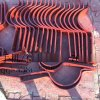 金华  D1三孔管夹 U型镀锌管夹 滑动型管托