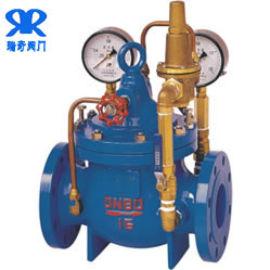 瑞奇,水利控制閥系列,200X減壓閥