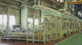 后羊角/转向节加工CNC机械手-车床机械手|桁架机械手