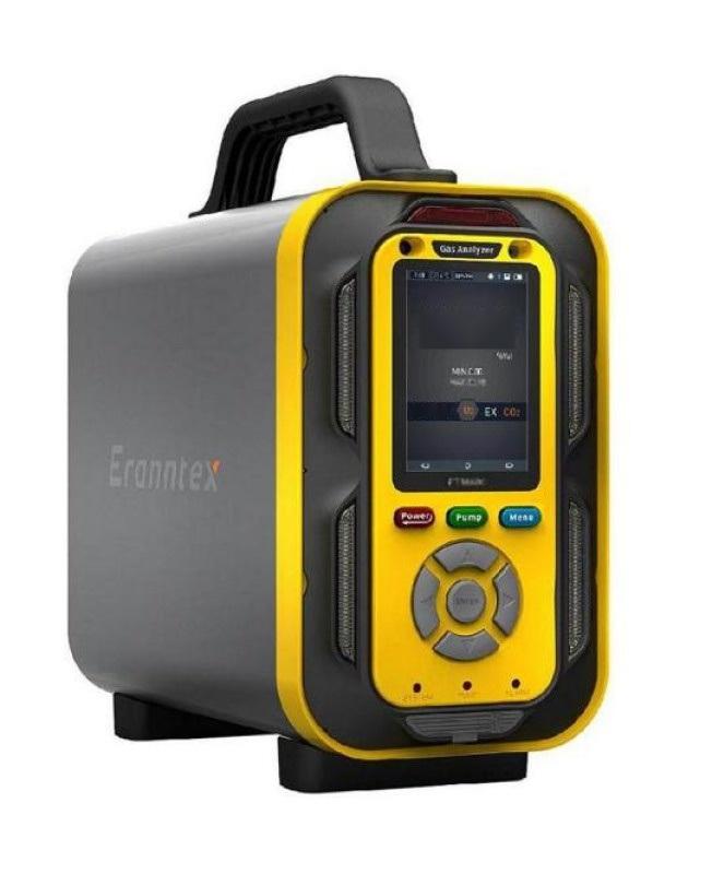 路博环保厂家直销手提式气体八合一有毒有害气体检测仪