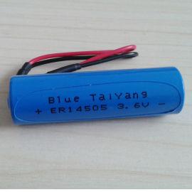 ER14505不可充锂亚电池