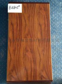佛山服裝專賣店強化地板 瑜伽館健身室亮光複合木地板