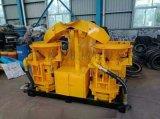 青海海南可喷商混料湿式混凝土喷射机组
