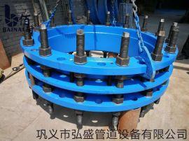 佰耐  VSSJAF(C2F)型双法兰松套传力接头 钢制法兰式伸缩器
