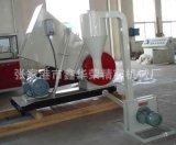 PVC塑钢门窗粉碎机 无需切割直接破碎生产效率高