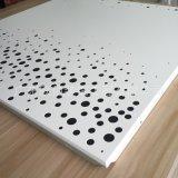 新型冲孔铝扣板 异型造型冲压铝扣板天花吊顶材料