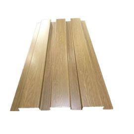 厂家铝长城板波浪凹凸型铝长城板环保防火材料规格定制