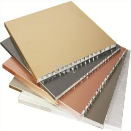 铝蜂窝板装饰幕墙内外墙专用隔音木纹铝蜂窝板