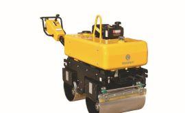 双钢轮振动压路机/手扶式液压双钢轮压路机