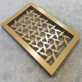 厂家雕花铝板幕墙室外艺术铝单板造型镂空雕花板定制