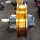 行车车轮组厂家 圆角箱 主从动车轮组