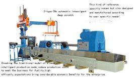 全自动数控深孔镗削-刮滚机床|刮镗滚光机|刮滚机高效率、低成本投入的期望
