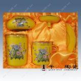 陶瓷办公用品三件套