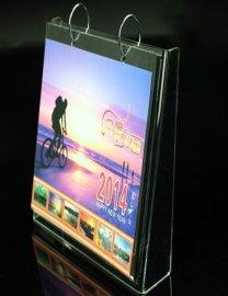 促销亚克力礼品 大量订做有机玻璃台历架