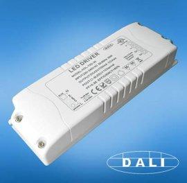 华越科欧规标准DALI调光驱动恒流LED开关电源 (HDL-CC-30)