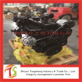 康明斯水冷直喷发动机总成 QSL9电控柴油发动机