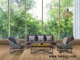特斯林休閒沙發桌椅別墅庭院花園休閒桌椅戶外休閒傢俱